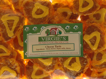 Virgie's Cheese Tart