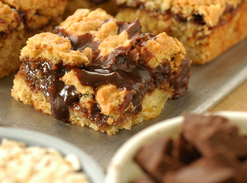 Virgie's Chocolate Revel Bars