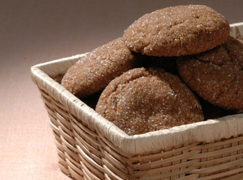 Virgie's Ginger Cookies